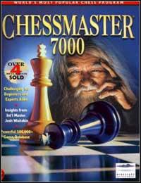 Okładka Chessmaster 7000 (PC)