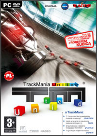 Okładka Trackmania United (PC)