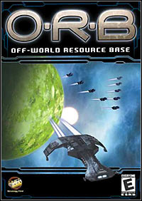 Okładka O.R.B. (PC)