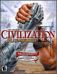 Okładka Sid Meier's Civilization III: Play the World (PC)