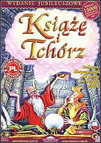 Okładka Ksiaze i Tchorz (PC)