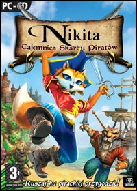 Game Box for Nikita: Tajemnica Skarbu Piratow (PC)