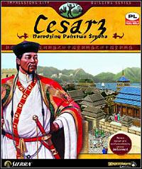 Okładka Emperor: Rise of The Middle Kingdom (PC)