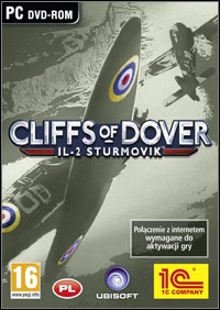 Okładka IL-2 Sturmovik: Cliffs of Dover (PC)