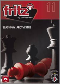 Okładka Fritz 11 (PC)