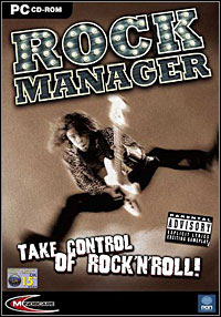 Okładka Rock Manager (PC)