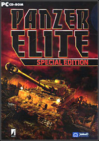 Okładka Panzer Elite (PC)