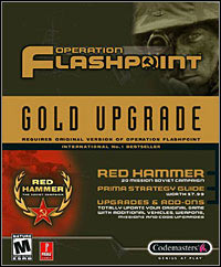 Okładka Operation Flashpoint: Gold Upgrade (PC)
