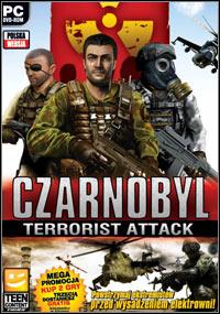 Okładka Chernobyl: Terrorist Attack (PC)