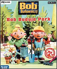 Game Box for Bob the Builder: Bob Builds a Park (PC)