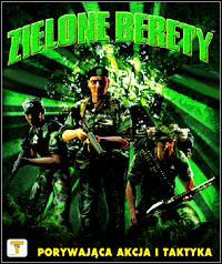 Okładka Myth II: Green Berets (PC)