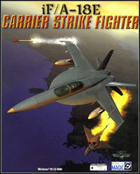 iF/A-18E Carrier Strike Fighter 1998 pc game Img-2