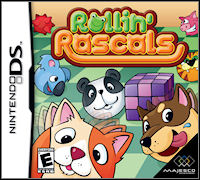 Okładka Rollin' Rascals (NDS)