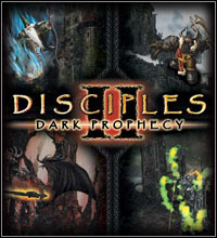 Game Disciples II: Dark Prophecy (PC) cover