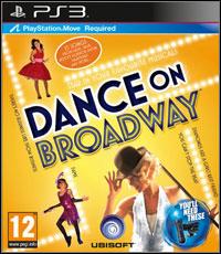 Okładka Dance on Broadway (PS3)