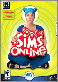 Game Box for The Sims Online (PC)