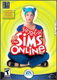 Okładka The Sims Online (PC)