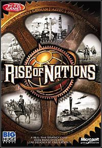 Okładka Rise of Nations (PC)