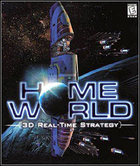 Okładka Homeworld (PC)