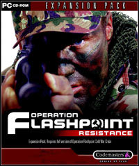 Game Box for Operation Flashpoint: Resistance (PC)