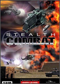 Game Box for Stealth Combat (PC)