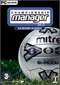 Championship Manager: Season 03/04 cover
