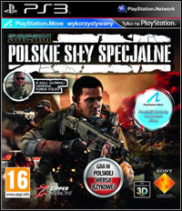 Okładka SOCOM 4: U.S. Navy SEALs (PS3)