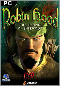 Game Box for Robin Hood: The Legend of Sherwood (PC)