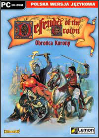 Okładka Defender of the Crown (Digitally Remastered Collector's Edition) (PC)