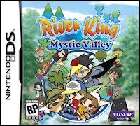 Okładka River King: Mystic Valley (NDS)