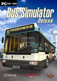 Okładka Bus Simulator 2008 (PC)