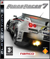Okładka Ridge Racer 7 (PS3)