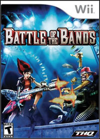 Game Box for Battle of the Bands (Wii)
