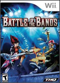 Okładka Battle of the Bands (Wii)