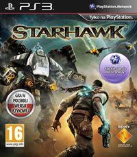 Okładka StarHawk (PS3)