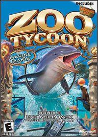 Okładka Zoo Tycoon: Marine Mania (PC)