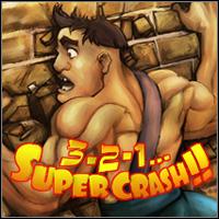 Okładka 3,2,1!...SuperCrash! (PSP)