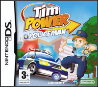Okładka Tim Power Policeman (NDS)
