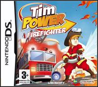 Okładka Tim Power Fire-Fighter (NDS)