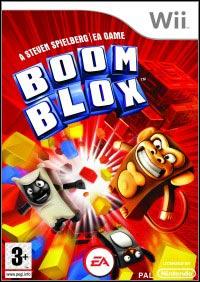 Okładka Boom Blox (Wii)