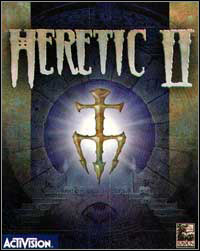 Okładka Heretic II (PC)
