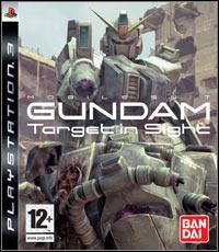 Okładka Mobile Suit Gundam: Crossfire (PS3)