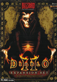 Okładka Diablo II: Lord of Destruction (PC)