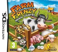 Okładka Farm Frenzy: Animal Country (NDS)