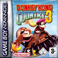 Okładka Donkey Kong Country 3 (GBA)