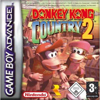 Okładka Donkey Kong Country 2: Diddy Kong's Quest (GBA)