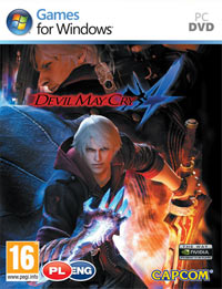 Game Devil May Cry 4 (PS3) cover