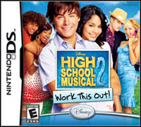 Okładka High School Musical 2: Work This Out! (NDS)