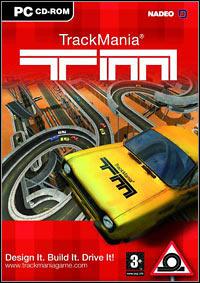 Okładka Trackmania (PC)