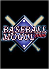 Okładka Baseball Mogul 2009 (PC)